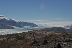 Upsala Glacier