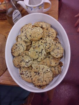 Home made cookies!