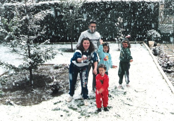Scanned - Snow