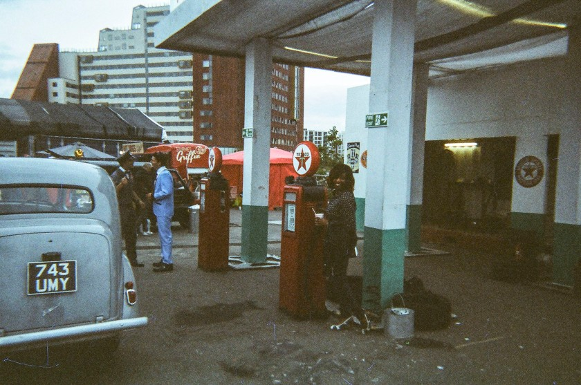 Secret Cinema Gas Station