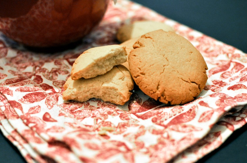 Detail of cookies