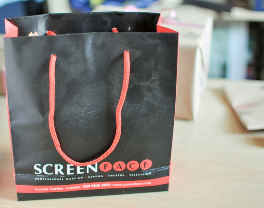 Decoy present bag from Screen Face