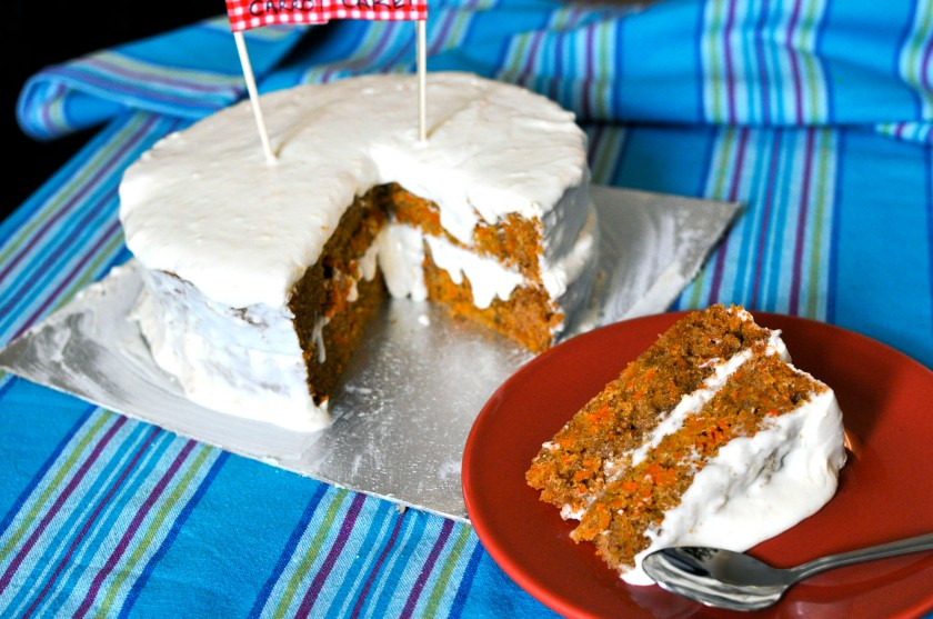 Carrot Cake by Marta Nava