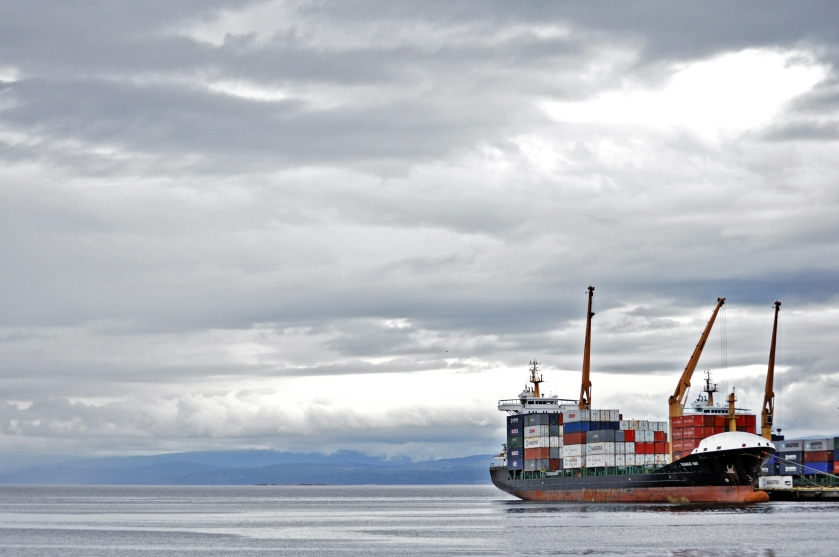 Freight in Ushuaia